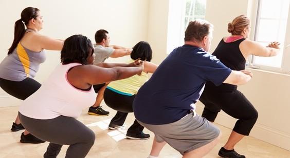 Four fitness tips for the fuller figure