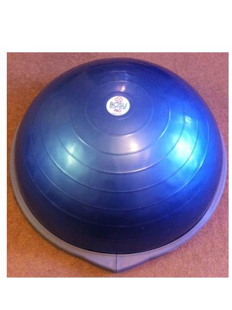 Overweight exercise: The BOSU®