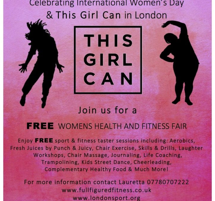 This Girl Can – London Sport