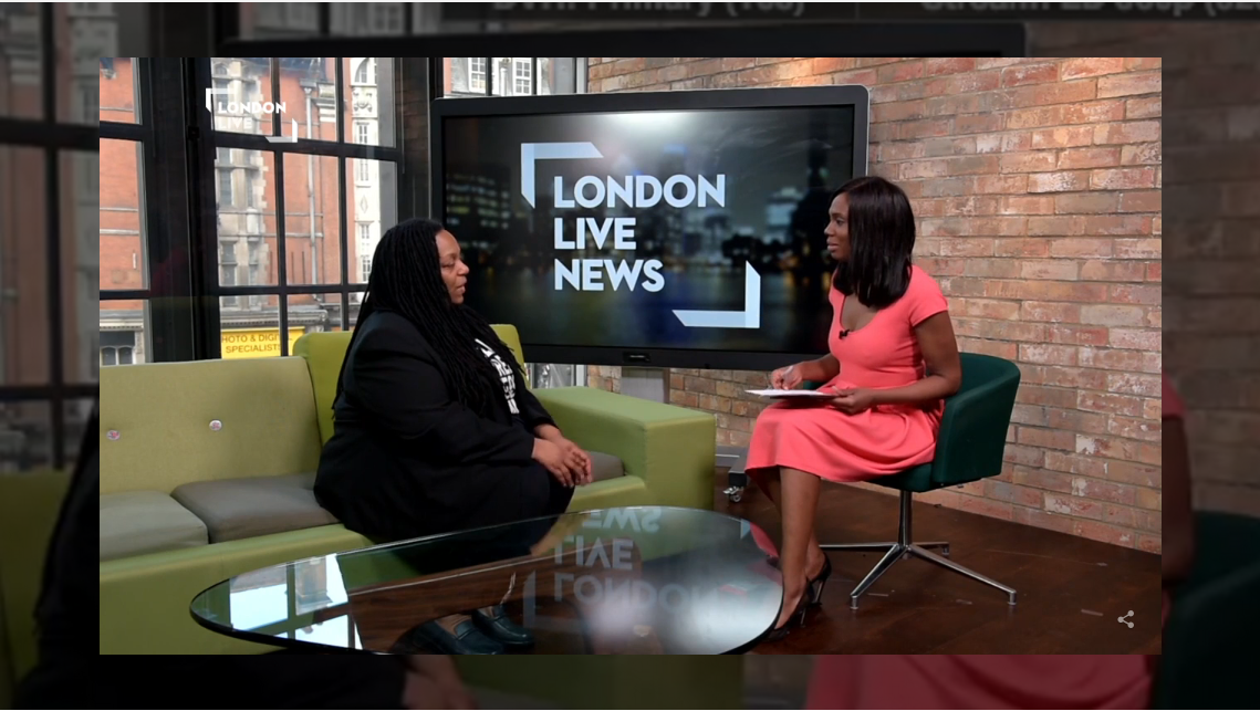 lauretta johnnie london live news