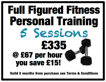 full figured personal training putney