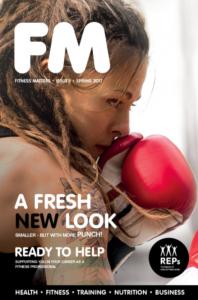 Register of Exercise Professionals magazine